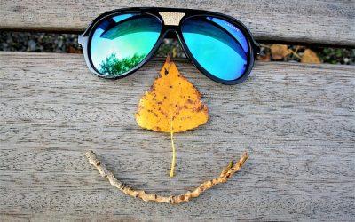 El otoño y los ojos